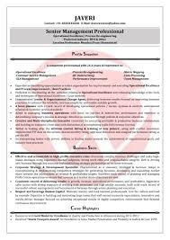 Sample Resume For Experienced Candidates In Bpo Best Bpo Sample