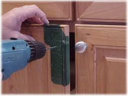 install cabinet hardware step 4