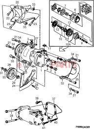 Esaabparts saab 9000 > heating air conditioning parts > ac ponents > ac pressor r12