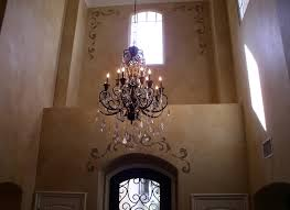 wrought iron chandeliers wrought iron chandeliers entry mediterranean with chandelier custom chandeliers wrought image by the