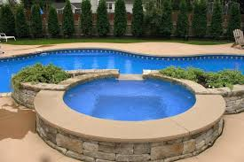 Inground Pool With Hot Tub Inground Pool With Hot Tub Prices
