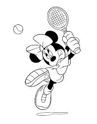 Kleurplaten En Zo Kleurplaten Van Minnie Mouse
