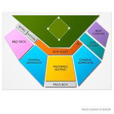 Vince Genna Stadium Seating Chart Vince Genna Stadium 2019 Seating Chart