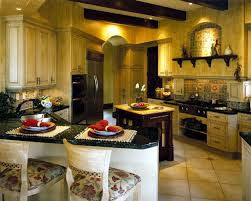 tuscan kitchen decor and lighting