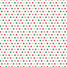 Patterned Paper Unique Reminisce Santa's Workshop Collection Iridescent Patterned Paper