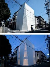 Small Picture Casper house Tokyo Japan by ALX Architects ARCH MICRO INFILL