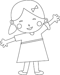 Small Picture Child Coloring Page Wecoloringpage