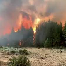 Family says they evacuated Bootleg Fire ...