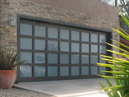 glass garage doors pertaining to panel ideas 17