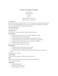 Grant Accountant Sample Resume Sample Cv For An Accountant Accounting Officer Cv Ctgoodjobs 22