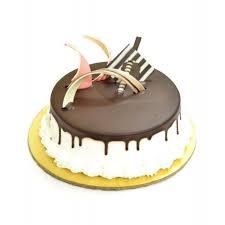 1 kg chocolate vanilla cake