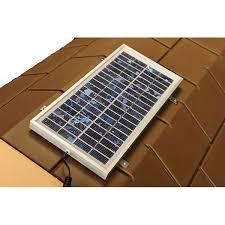 Amazon.com: Dog Palace Breeze Solar Powered Exhaust Fan - Large: Pet  Supplies