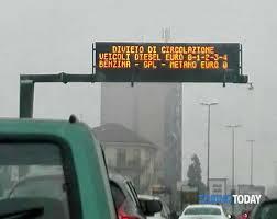 Blocco auto | Torino e Grugliasco dal 6 all'8 marzo