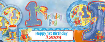 10 first birthday party theme ideas for baby boys lahore