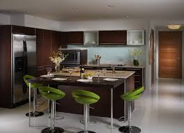 Kitchen Interior Designers Black Contemporary Galley Kitchen With Kitchen Interior Designers