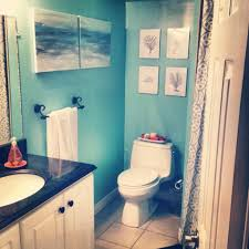 Beach Theme Bathrooms Beach Themed Bathroom Decor For Incredible Ocean Bathroom Decor