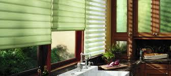 Kitchen Window Coverings Kitchen Window Treatments In Omaha Ne Ambiance Window Coverings