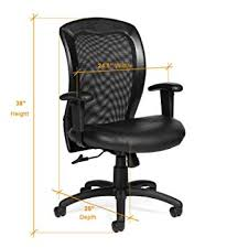 most comfortable computer chair. Most Comfortable Computer Chair ~ 5 Way Adjustable Office Most Comfortable Computer Chair O