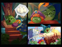 Angry Birds EPIC Friends Finder - Startseite