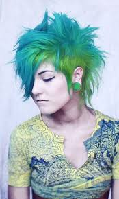 Love Emo Hairstyle Wanna Give Your