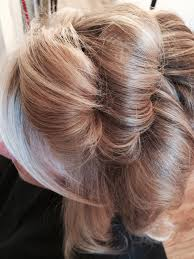 Beautiul Highlights Blonde Hair Hairstyling