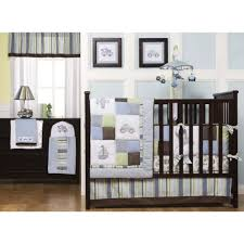 baby furniture sets picture ideas nursery crib boys bedding set blue theme room car al rattles toys wall ornament white curtain wooden floor