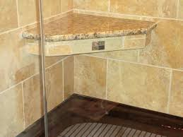 full size of tile redi shower bench ready pan with benches pictures corner teak seat bathroom