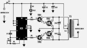 converter 12 vdc to 230 vac or inverter circuit diagram 220 Vac Electrical Plug Diagram converter 12 vdc to 230 vac or inverter circuit diagram ~ electrical engineering pics 220 Vac Outlet Plug