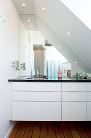 recessed bathroom lights