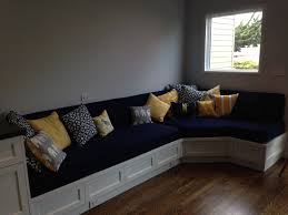 bench cushions indoor 72 inch inches best garden ideas on seat piano decoration how how to sew a box cushion without