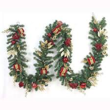 Christmas Garland - Christmas Wreaths & Garland - The Home Depot