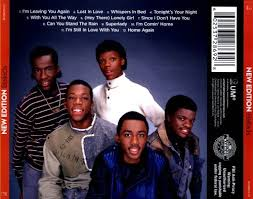 new edition all for love. Wonderful Love New Edition Inside All For Love R