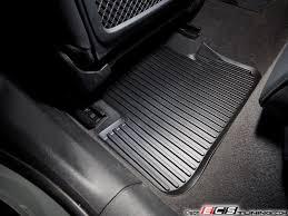 Genuine Volkswagen Audi 8K0061511041 Rear All Weather Rubber