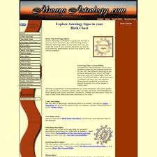 Alwaysastrology Com Birth Chart Alwaysastrology Com At Wi Astrology Signs Explore The
