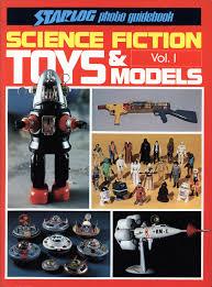 Vintage science fiction toys