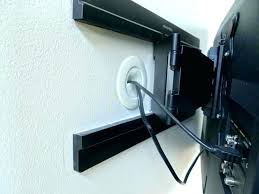 how to hide tv wires aw2k
