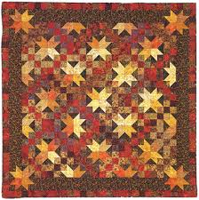 Martingale - Autumn Roads Quilt ePattern &  Adamdwight.com