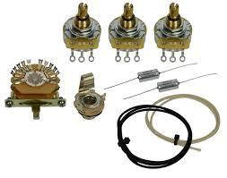 un assembled strat hss 5 way wiring kit Wiring Fender Hss Lone Star HSS Wiring Harness