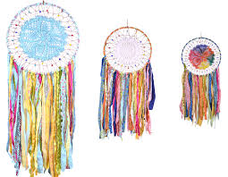 Modelli Dream Catcher BOHO DREAM CATCHERS Modelli Creations 2