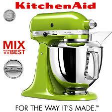 kitchenaid 175 artisan 4 8l stand mixer. kitchenaid - artisan stand mixer 5ksm175ps green apple kitchenaid 175 4 8l i