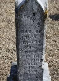 Effie Montgomery (Unknown-1896) - Find A Grave Memorial