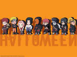 50+] Wallpapers of Naruto Characters on ...