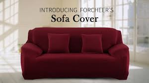 introducing forcheer s sofa slipcover