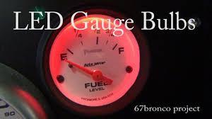Autometer Gauge Light Led Guage Lights