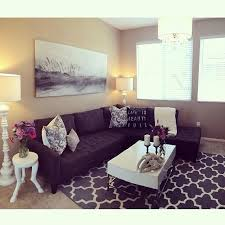 home gorgeous purple couch living room household decor rooms