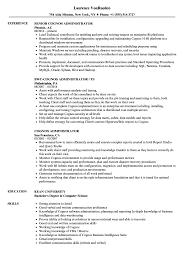 Cognos Administrator Resume Cognos Administrator Resume Samples Velvet Jobs 1