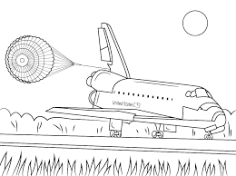 space shuttle coloring pages. Brilliant Space Space Shuttle Coloring Pages Page A Graphic Artwork  Of Print This Is Free Printable Throughout E
