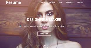 Free Responsive Website Html And Css Templates Designmodo