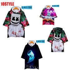 How To Design Clothes In Roblox 2019 Dj Music T Shirt Baby Boys Fashion 2019 Summer Shirts Clothes Roblox Long Sleeve T Shirt Tops For Children Marshmello From Automaticallybe 6 78