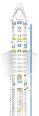 Airbus A330 Seatguru Airbus A330 Seating Chart Best Of